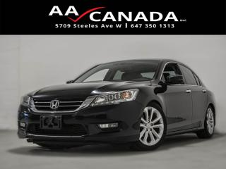 Used 2015 Honda Accord Touring for sale in North York, ON