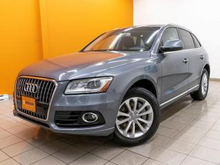Used 2017 Audi Q5 3.0T PROGRESSIV QUATTRO NAV CUIR *TOIT PANO* for sale in St-Jérôme, QC