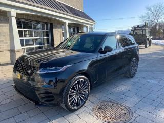 Used 2020 Land Rover Range Rover Velar R-DYNAMIC S P340 for sale in St-Eustache, QC