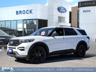 Used 2020 Ford Explorer ST for sale in Niagara Falls, ON