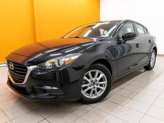 Used 2018 Mazda MAZDA3 Sport ALERTES SÉCUR NAV *SIÈGES / VOLANT CHAUFFANT* for sale in Mirabel, QC