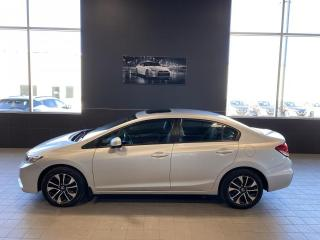Used 2013 Honda Civic 4 portes boîte manuelle EX for sale in St-Georges, QC