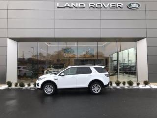 Used 2019 Land Rover Discovery Sport HSE 7 passenger for sale in Halifax, NS