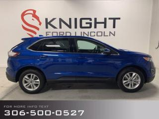 Used 2018 Ford Edge SEL, Low KM's, Nice!!! for sale in Moose Jaw, SK