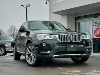 Used 2017 BMW X3 xDrive28i for sale in Kingston, ON