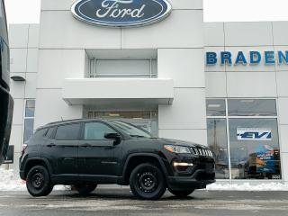 Used 2018 Jeep Compass Sport for sale in Kingston, ON
