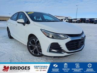 Used 2019 Chevrolet Cruze LT**Sunroof | Heated Seats | Remote start** for sale in North Battleford, SK