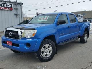 Used 2011 Toyota Tacoma 4x4 V6 SR5 for sale in Cambridge, ON