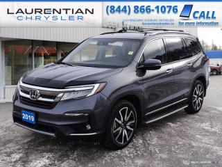 Used 2019 Honda Pilot Touring 8-Passenger!!  HEATED SEATS!!  HEATED WHEEL!! for sale in Sudbury, ON