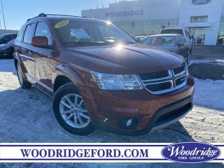 Used 2014 Dodge Journey SXT for sale in Calgary, AB