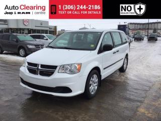 Used 2015 Dodge Grand Caravan SE for sale in Saskatoon, SK