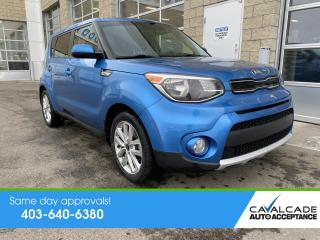 Used 2017 Kia Soul EX for sale in Calgary, AB