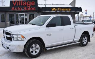 Used 2018 RAM 1500 SLT BACK-UP CAMERA! CRUISE CONTROL! 4X4! for sale in Saskatoon, SK