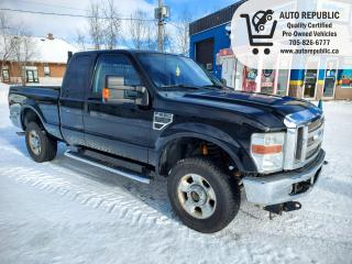 Used 2010 Ford F-250 Super Duty SRW XLT,XLT for sale in Orillia, ON