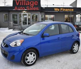 Used 2017 Nissan Micra SV CRUISE CONTROL! A/C! AUX! for sale in Saskatoon, SK