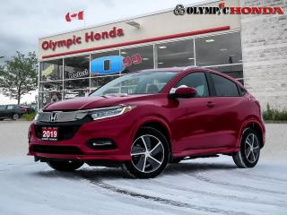 Used 2019 Honda HR-V Touring for sale in Guelph, ON