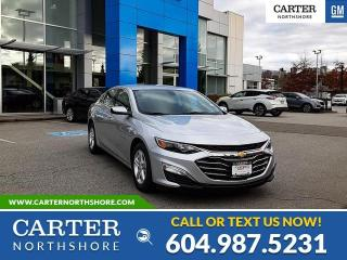 New 2021 Chevrolet Malibu LS WIRELESS CHARGING - REAR PARK ASSIST - BLIND SENSOR for sale in North Vancouver, BC