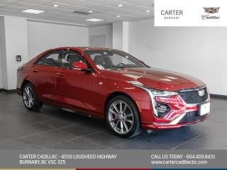 New 2021 Cadillac CTS Sport SAVE $1,000 COSTCO MEMBER BONUS! for sale in Burnaby, BC