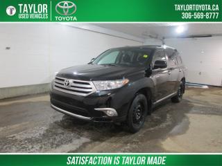 Used 2012 Toyota Highlander for sale in Regina, SK