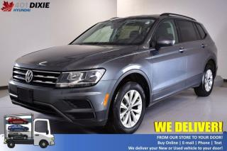 Used 2019 Volkswagen Tiguan Trendline for sale in Mississauga, ON