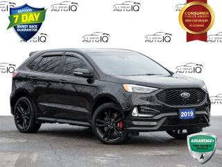 Used 2019 Ford Edge ST Take a Touchless Test Drive | Delivery to Your Door | 7 Day Money Back Guarantee for sale in St Catharines, ON