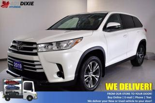 Used 2019 Toyota Highlander LE for sale in Mississauga, ON