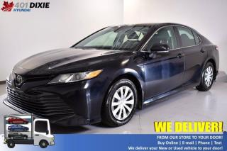 Used 2019 Toyota Camry LE for sale in Mississauga, ON