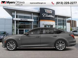 New 2021 Cadillac CTS Sport  - Sunroof for sale in Ottawa, ON