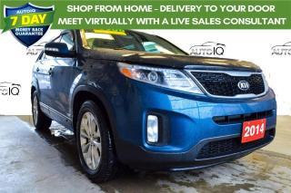 Used 2014 Kia Sorento EX V6 DEALER SERVICED, RECONDITIONED for sale in Grimsby, ON
