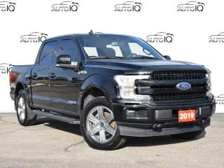 Used 2019 Ford F-150 Lariat SOLD for sale in Tillsonburg, ON