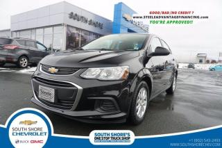 Used 2018 Chevrolet Sonic LT for sale in Bridgewater, NS