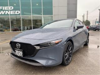 Used 2020 Mazda MAZDA3 GT at AWD REMOTE STARTER / ONE OWNER! for sale in York, ON