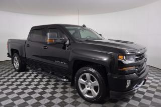 Used 2017 Chevrolet Silverado 1500 2LT Z71 | ONE OWNER - NO ACCIDENTS! NAVI, LEATHER for sale in Huntsville, ON