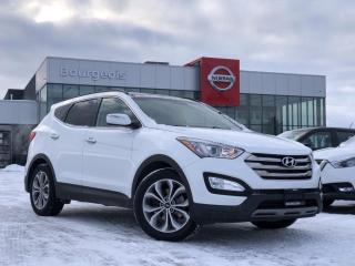 Used 2016 Hyundai Santa Fe Sport 2.0T SE Adventure Edition LEATHER, HEATED SEATS, MOONROOF for sale in Midland, ON