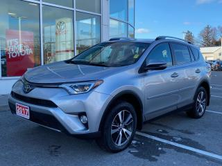 Used 2017 Toyota RAV4 XLE-REMOTE START! for sale in Cobourg, ON