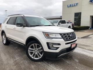 Used 2016 Ford Explorer XLT 4WD|HEATED SEATS|NAV|PANO ROOF|REMOTE START for sale in Leamington, ON