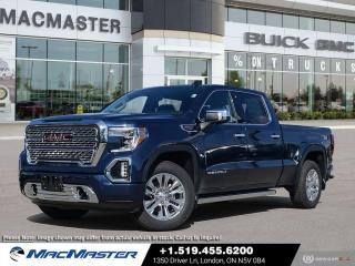 New 2021 GMC Sierra 1500 Denali TURBO-DIESEL | 4X4 | NAVIGATION | WIRELESS CHARGING | POWER SUNROOF | DENALI ULTIMATE PKG for sale in London, ON