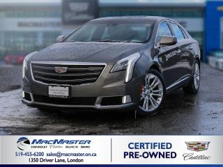 Used 2018 Cadillac XTS Luxury for sale in London, ON