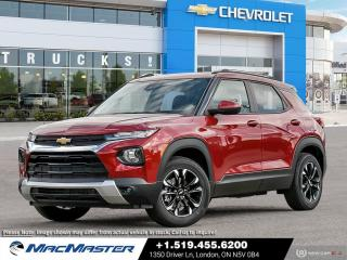 New 2021 Chevrolet TrailBlazer LT TURBO | AWD | HEATED SEATS | MOBILE HOT SPOT | APPLE CARPLAY | ANDROID AUTO for sale in London, ON