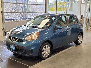 Used 2015 Nissan Micra 1.6 S 5sp for sale in Port Moody, BC