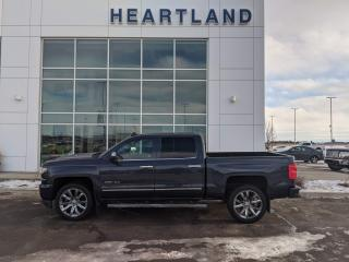 Used 2018 Chevrolet Silverado 1500 2LZ 6.2L | LEATHER | SUNROOF | HEATED SEATS | BACK UP CAMERA | REMOTE START-USED EDMONTON CHEVROLET DEAL for sale in Fort Saskatchewan, AB