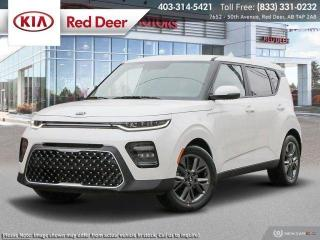 New 2021 Kia Soul EX+ for sale in Red Deer, AB