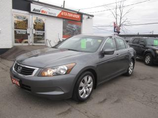 Used 2010 Honda Accord EX-L for sale in Gloucester, ON