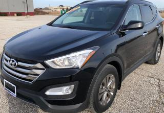 Used 2016 Hyundai Santa Fe Sport Premium for sale in Windsor, ON