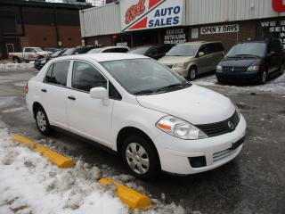 Used 2011 Nissan Versa 1.6 S ~ AUTO ~ SAFETY INCLUDED for sale in Toronto, ON