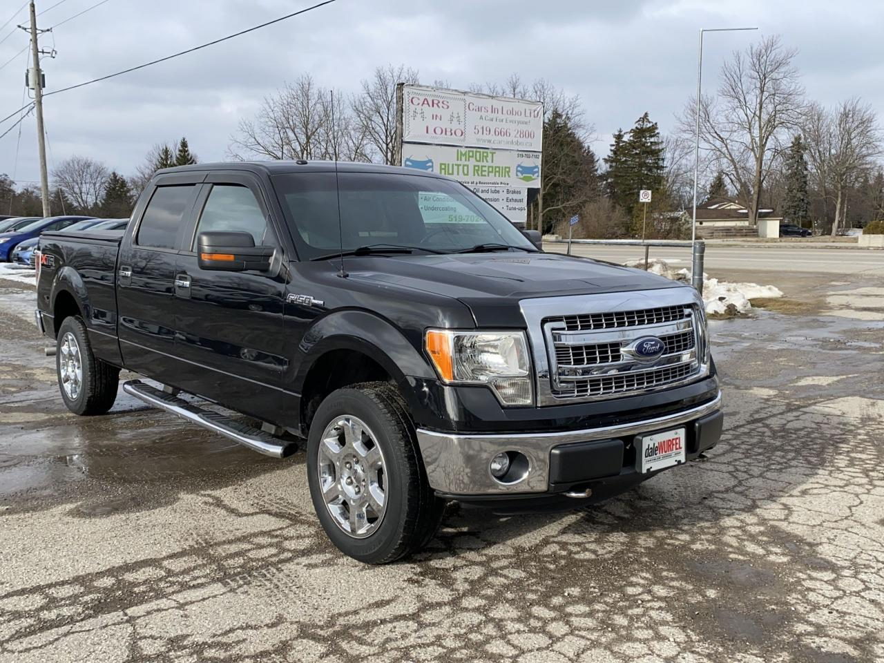 2013 Ford F-150 XLT 4X4 SuperCrew Certified
