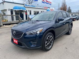 Used 2016 Mazda CX-5 GT-SOLD SOLD for sale in Stoney Creek, ON