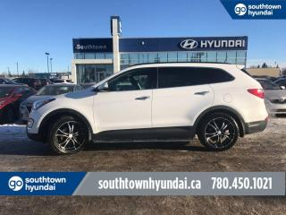 Used 2013 Hyundai Santa Fe LIMITED/LEATHER/ROOF/7PASS/NAVI/LOW KMS! for sale in Edmonton, AB