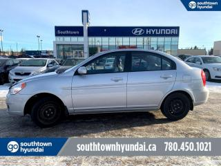 Used 2011 Hyundai Accent GL/MANUAL/AC/POWER OPTIONS for sale in Edmonton, AB