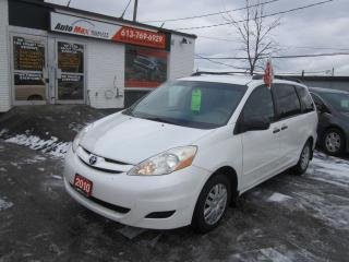 Used 2010 Toyota Sienna CE for sale in Gloucester, ON